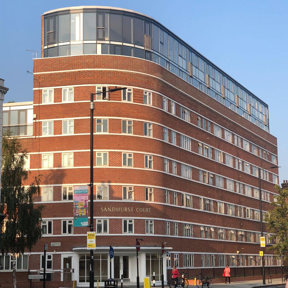 Sloane Street Apartments: Sandhurst Court, London