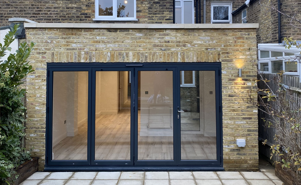 Chesterfield Grove, Extension, Coldrum Group