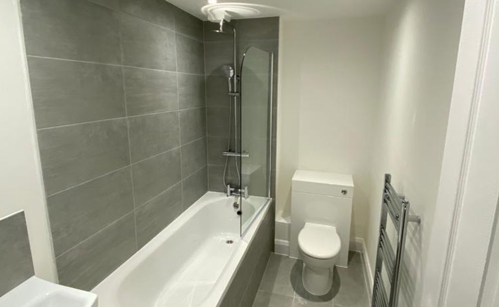 Void Programme, Bathroom, Coldrum Group